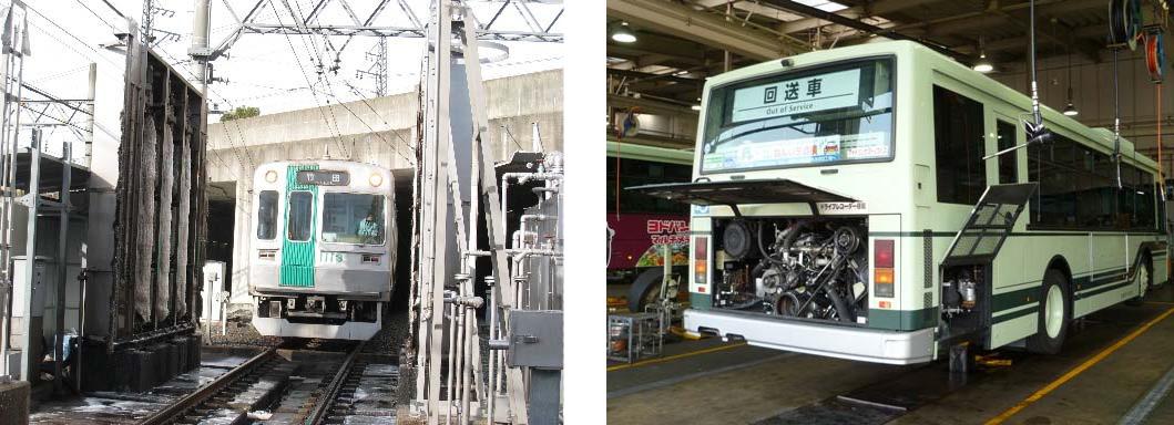 京都市交通局『夏休み自由研究「市バス・地下鉄のヒミツを知ろう」』